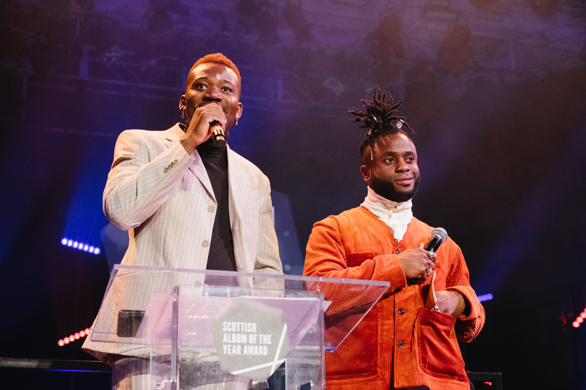 Young Fathers Win Scottish Album of the Year