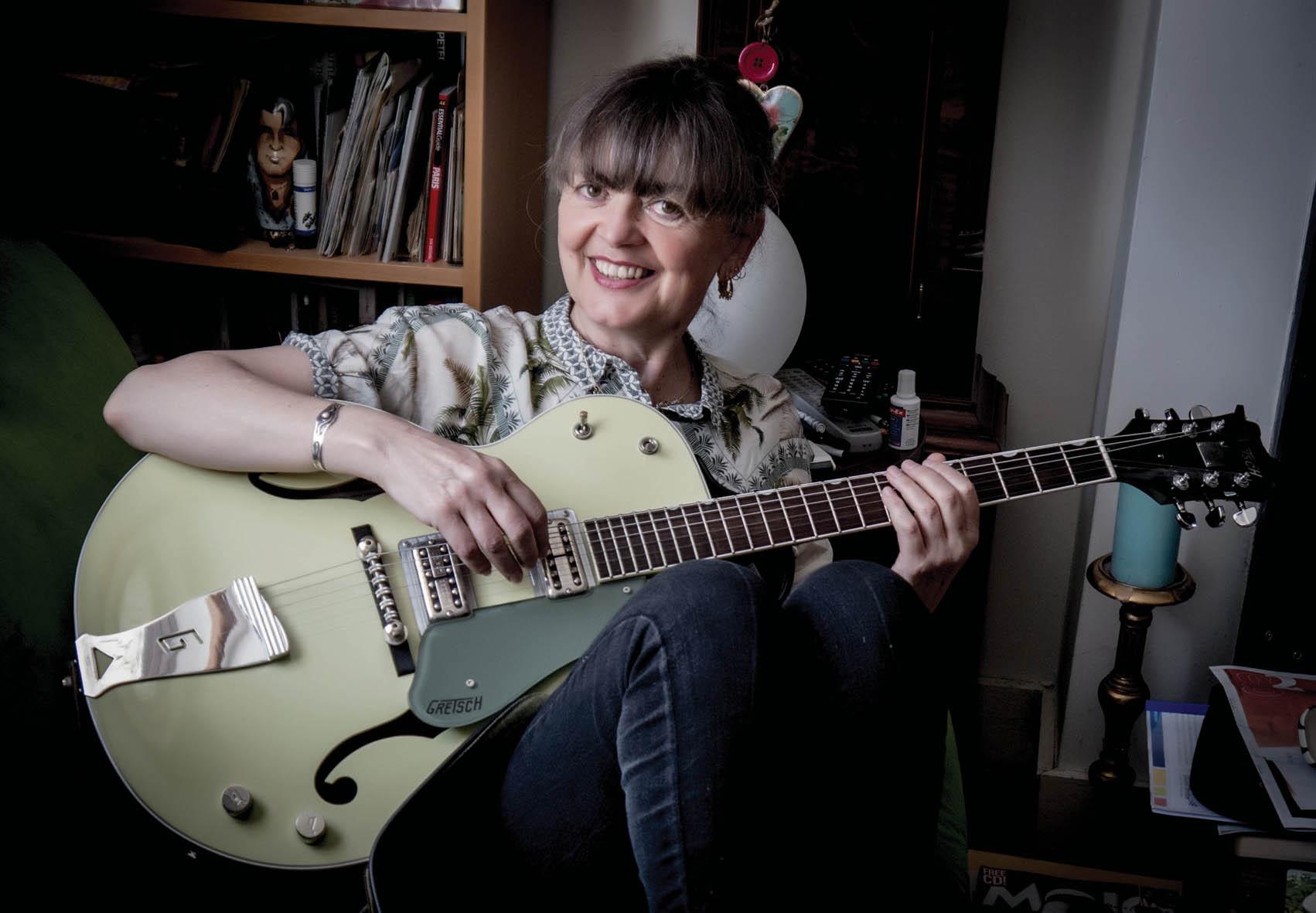Helen McCookerybook –  Interview